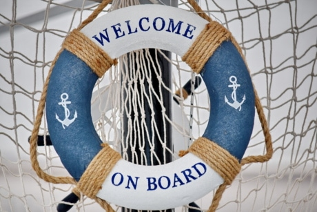 life preserver, equipment, rope, safety, web, security, summer, leisure, recreation, vacation
