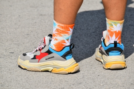 colorful, legs, sport, shoe, covering, shoes, beach, pair, footwear, marathon