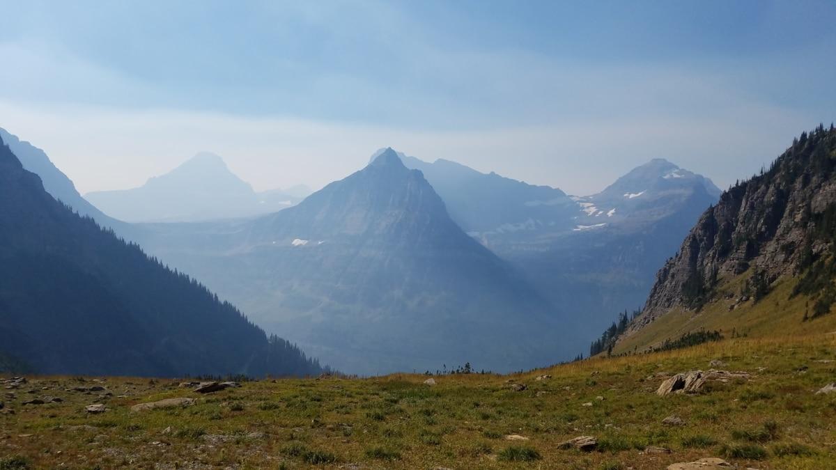 kopci, ráno, panoráma, hory, rozsah, vrch, Príroda, vysočina, príroda, údolie