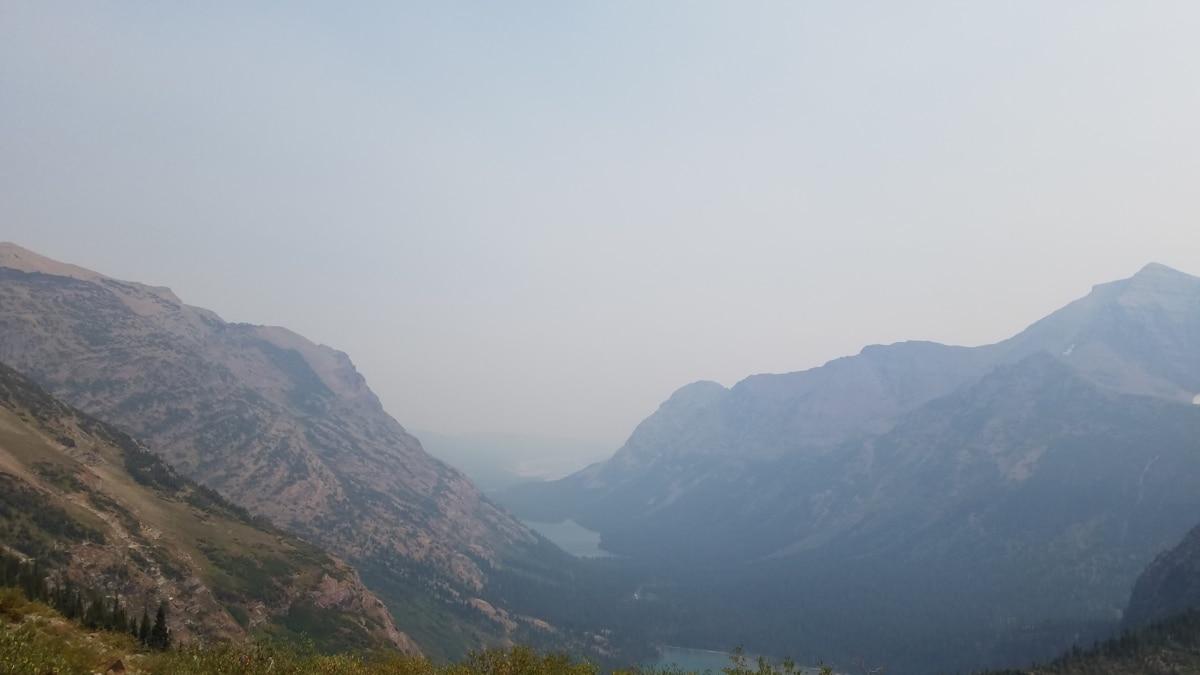 foggy, national park, mountains, range, landscape, nature, dawn, mountain, high land, fog