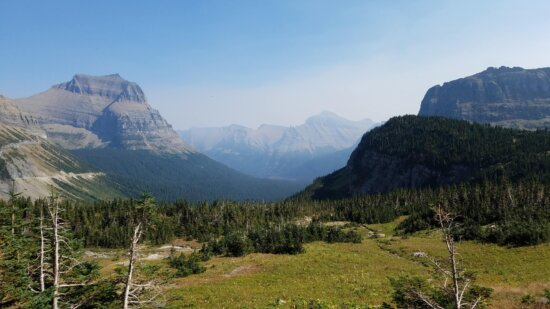 panorama, reserve, valley, landscape, mountain, mountains, nature, wood, hike, tree
