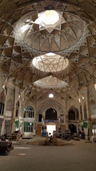 arcos, cúpula, design de interiores, ornamento, parede, Palácio, edifício, arquitetura, arte, cidade