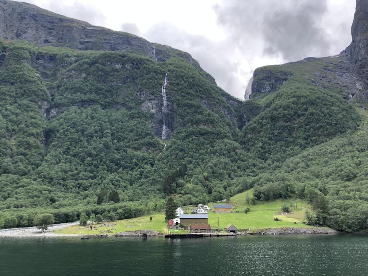 pe malul lacului, munte, Parcul Naţional, statiune zona, apa, Lacul, peisaj, mal, munte, natura