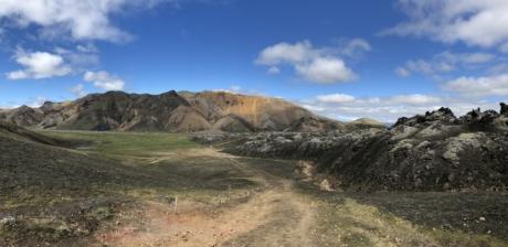 Geologie, panoramă, drumul, atracţie turistică, munte, Munţii, peisaj, ținut muntos, natura, în aer liber