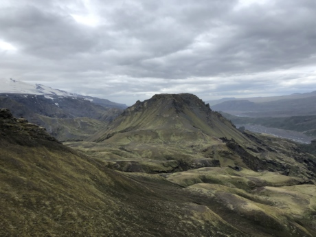 glacier, panorama, mountain, landscape, mountains, nature, outdoors, valley, hill, wasteland