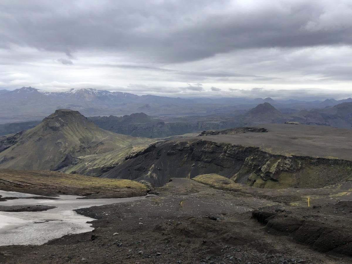 Príroda, hory, vysočina, vrch, príroda, voda, sneh, pustatina, údolie, vonku