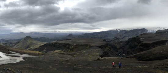 mountain climber, mountain peak, mountains, panorama, mountain, landscape, range, high land, volcano, hike