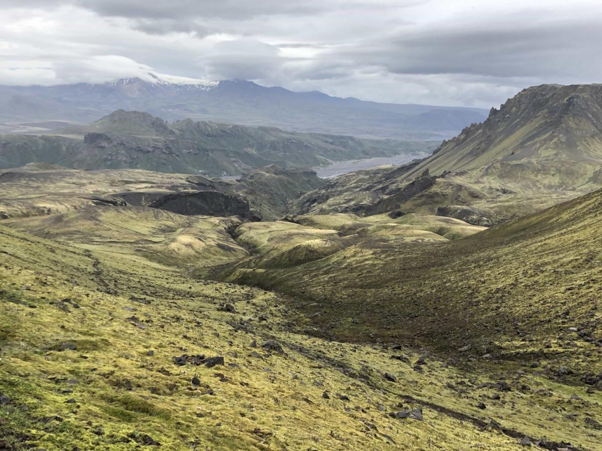 bergtop, berghelling, vallei, berg, hoogland, Bergen, landschap, natuur, heuvel, buitenshuis