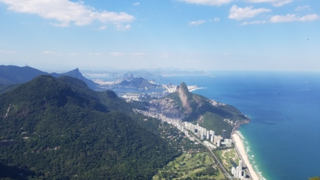beach, panorama, rio de janeiro, summer season, wilderness, water, mountain, snow, mountains, landscape