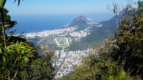 city, panorama, rio de janeiro, mountains, landscape, mountain, range, nature, outdoors, water