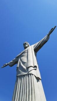 Kristus, Kekristenan, tengara, Rio de janeiro, patung, arsitektur, patung, di luar rumah, seni, burung