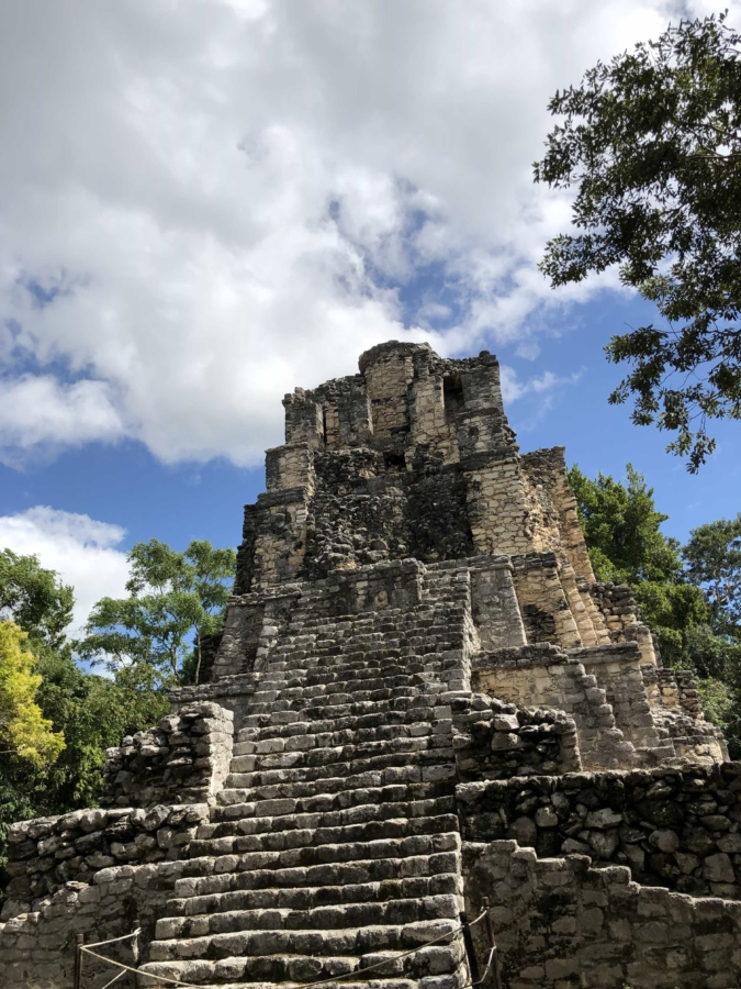 hoek, perspectief, piramide, Kasteel, het platform, Archeologie, verrijking, steen, Rampart, oude