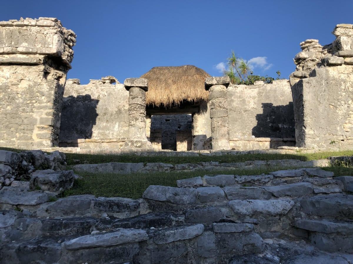 entrada, porta da frente, sombra, parede de pedra, atração turística, arquitetura, cobrindo, pedra, telhado, antiga