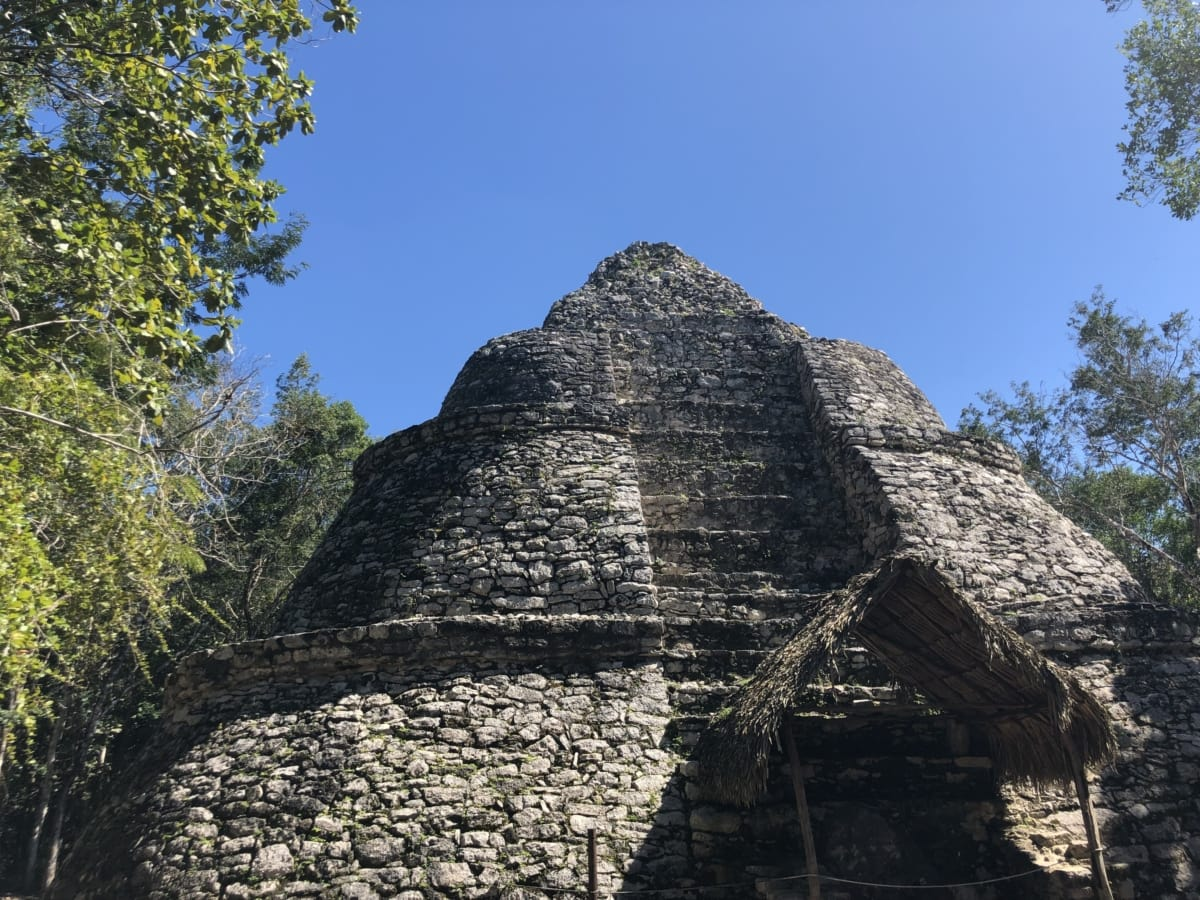 tourist attraction, grave, pyramid, roof, ancient, temple, archaeology, architecture, old, stone