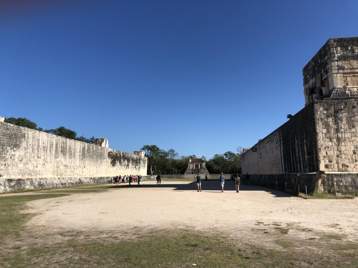 Piramida, Turystyka, Atrakcja turystyczna, Szaniec, architektura, ściana, Zamek, stary, starożytne, na zewnątrz