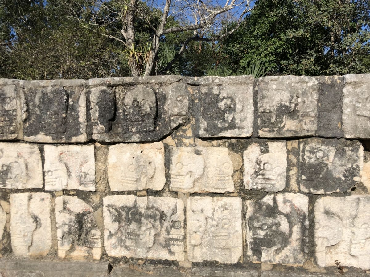 stil arhitectural, constructii, granit, cap, patrimoniu, medieval, craniu, solide, zid de piatra, vechi