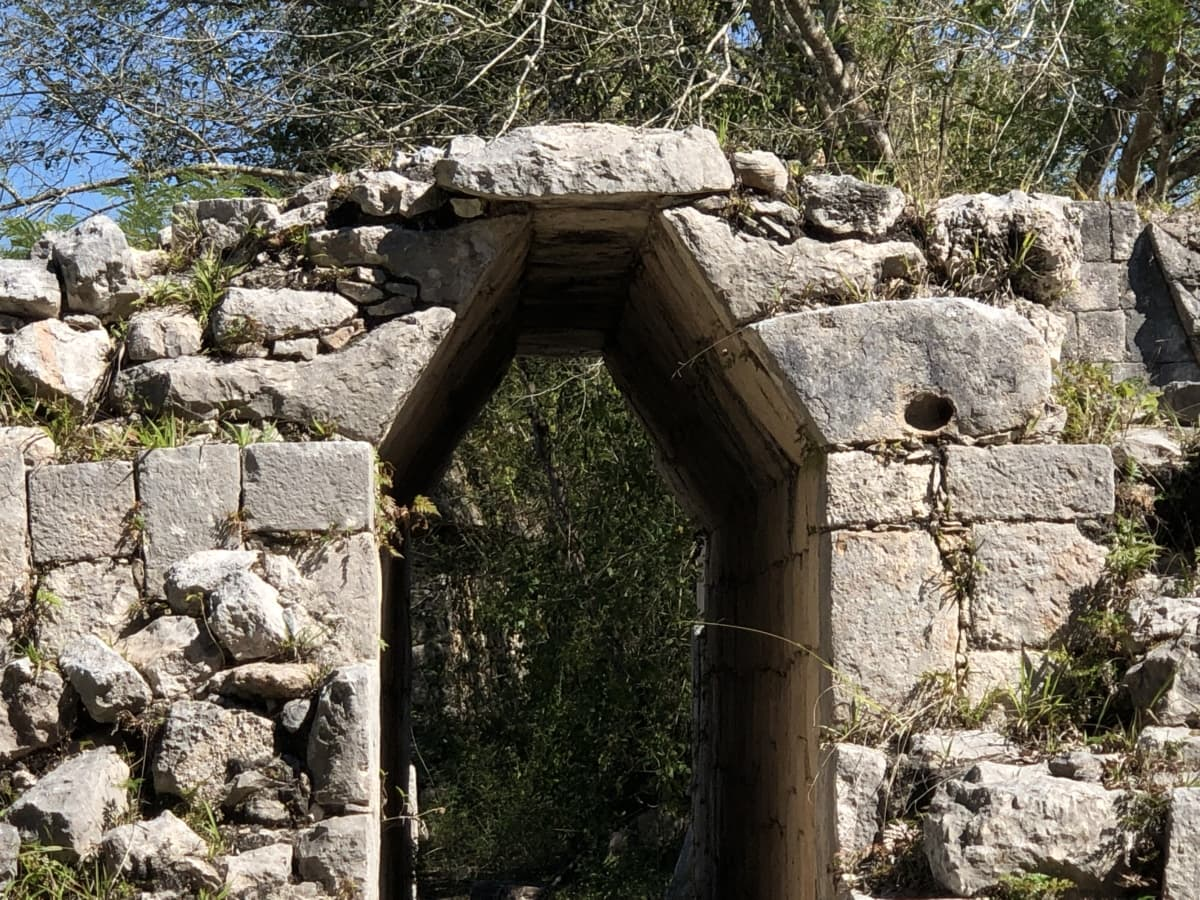 Arheologie, artefact, istoric, medieval, pasaj, Piatra, vechi, vechi, arhitectura, ruina