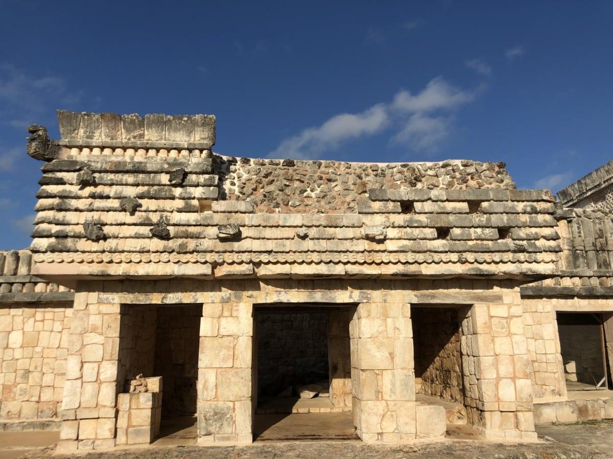 Archeologie, beschaving, cultuur, verrijking, erfgoed, stenen muur, steen, oude, Tempel, het platform