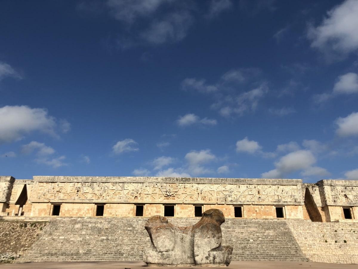 khảo cổ học, thời Trung cổ, Patio, quan điểm, tác phẩm điêu khắc, địa điểm du lịch, cũ, đá, Rampart, cổ đại