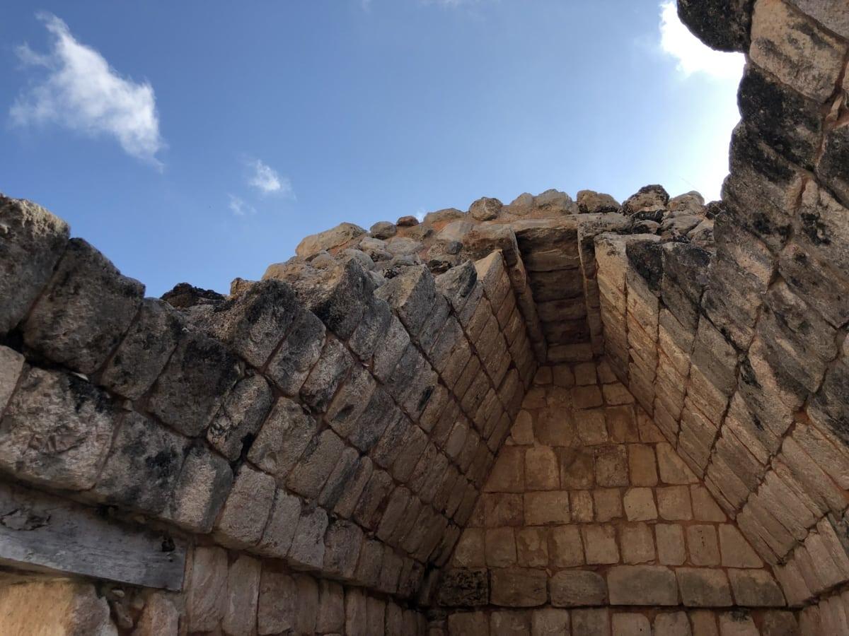 手作り, 石の壁, 古代, 屋根, レンガ, 石, アーキテクチャ, 古い, アウトドア, 考古学