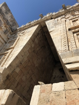 archaeology, facade, medieval, stone wall, stone, wall, architecture, temple, history, ancient