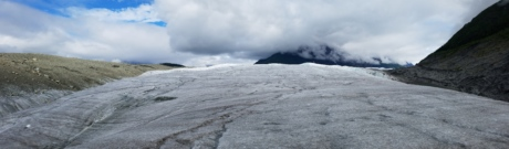 đi lên, sương giá, trên đỉnh đồi, đỉnh núi, tuyết, cảnh quan, mùa đông, sông băng, băng, dãy núi