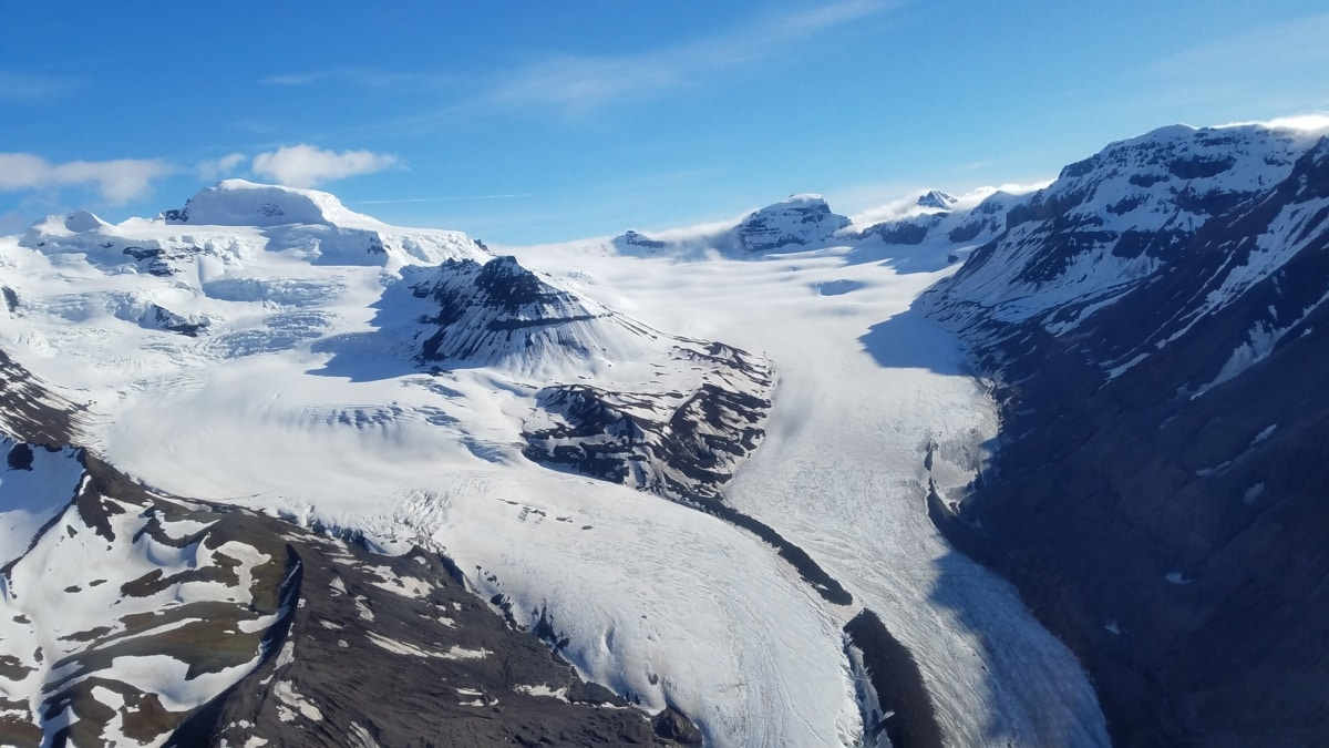 eventyr, is krystall, Ice felt, isfjell, fjelltopp, fjell, landskapet, fjell, isbre, Vinter