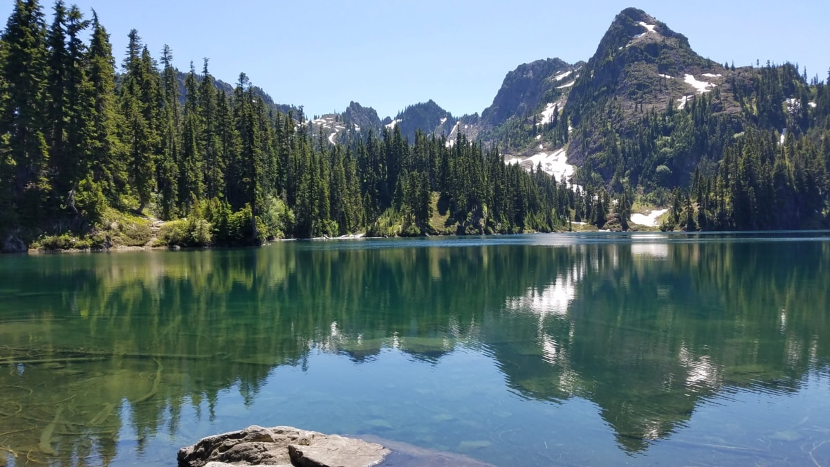 beautiful photo, lake, national park, wilderness, lakeside, river, water, forest, landscape, mountain
