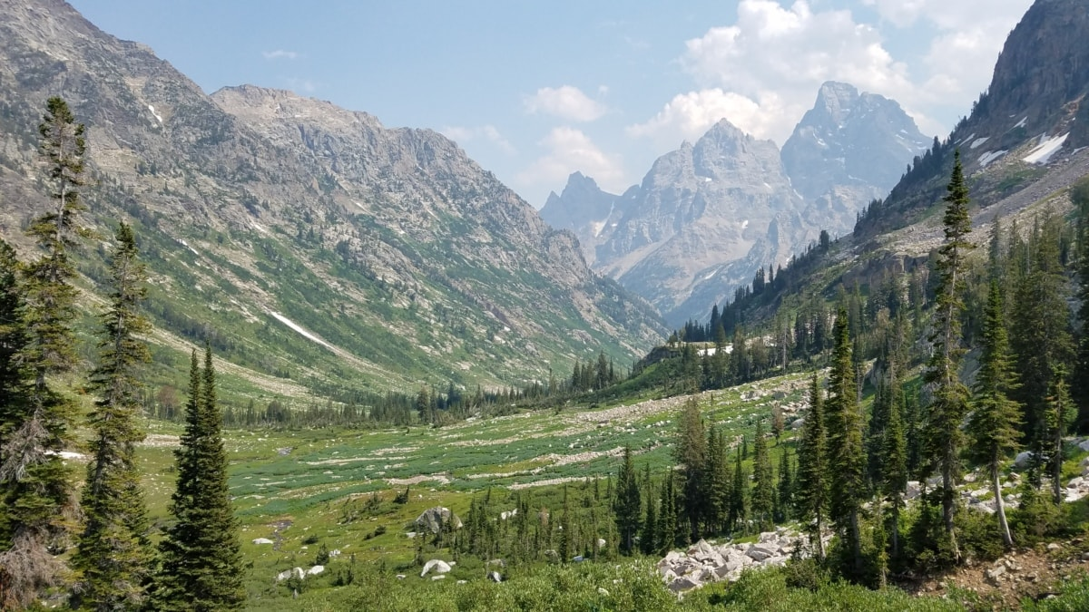 mountain, high land, wood, nature, mountains, landscape, valley, snow, outdoors, scenic