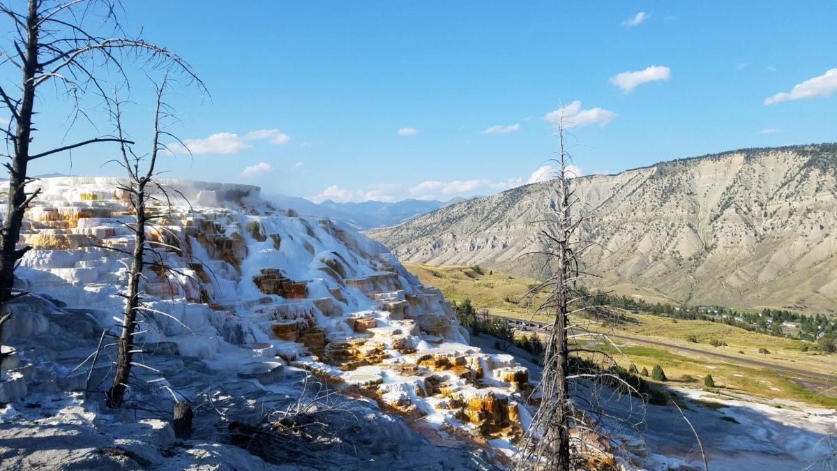 슬로프, 겨울, 산, 눈, 산, 범위, 풍경, 자연, 얼음, 감기