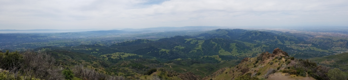 pemandangan, pegunungan, dataran tinggi, Gunung, alam, Lembah, pohon, bukit, kabut, kayu