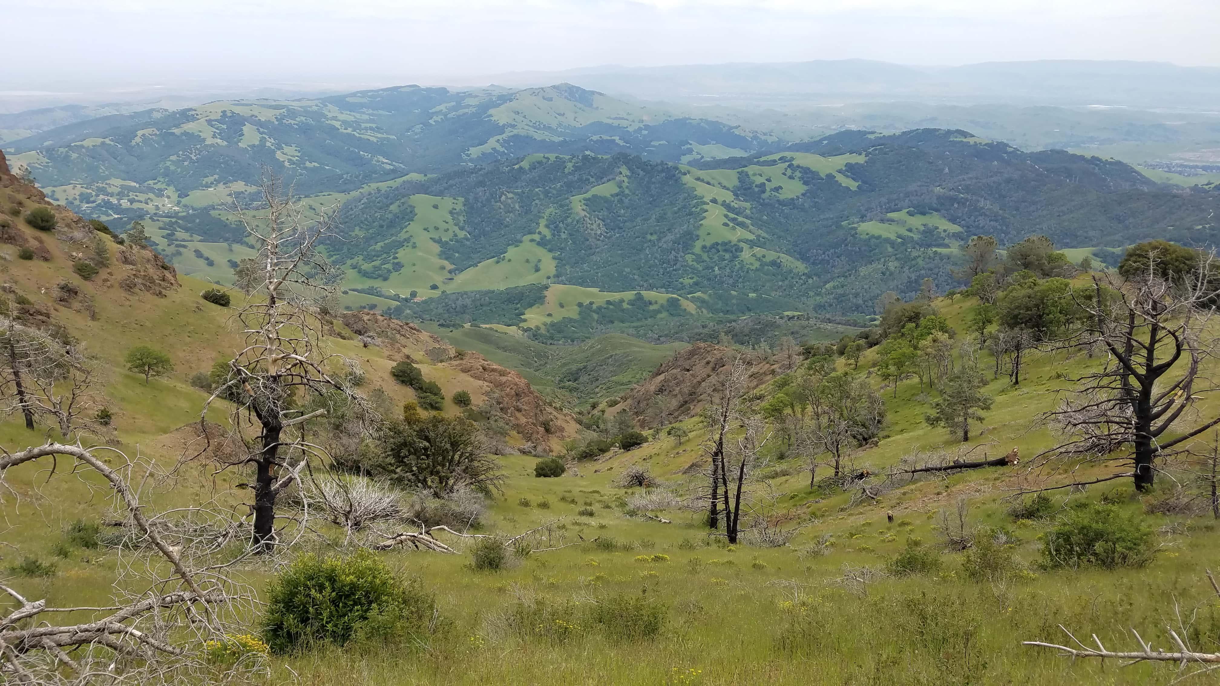 Gambar gratis: Lembah, Gunung, pegunungan, pemandangan ...