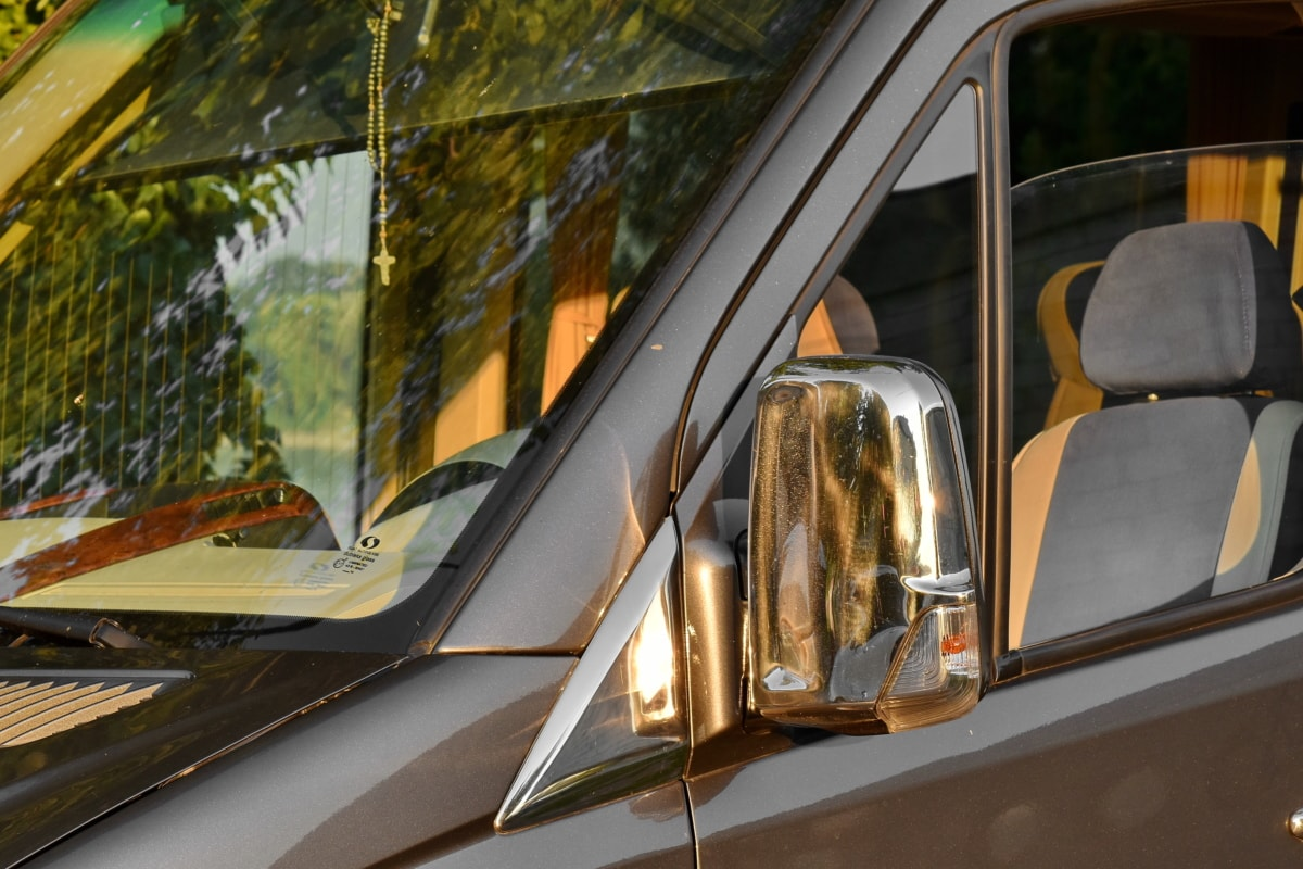 para-brisa, meio de transporte, carro, veículo, transporte, espelho, ao ar livre, tráfego, luz, Borrão