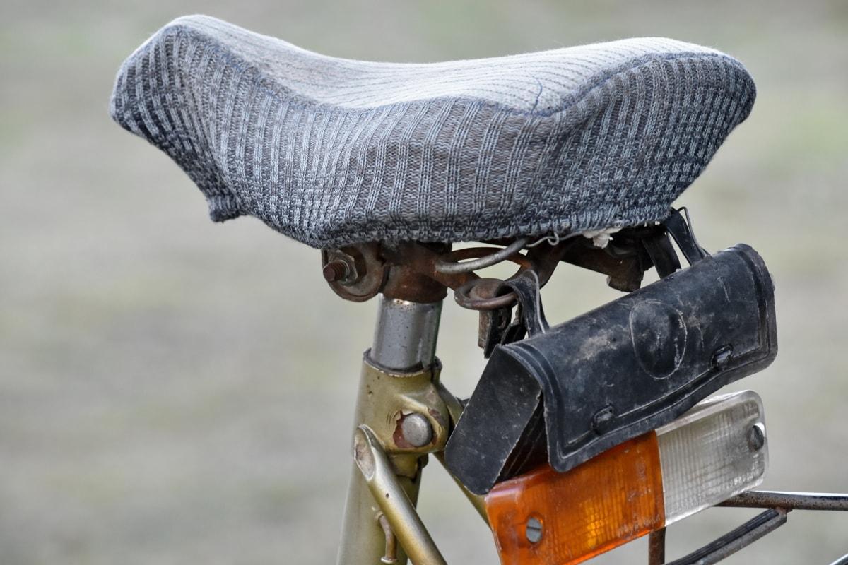 bicikala, sjedište, uređaj, na otvorenom, priroda, stari, klasični, slobodno vrijeme, retro, ljeto