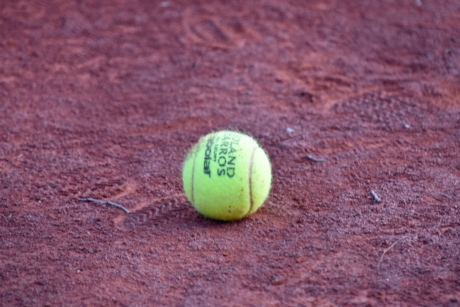 tennis, tennis court, play, ball, game, equipment, sport, ground, recreation, outdoors