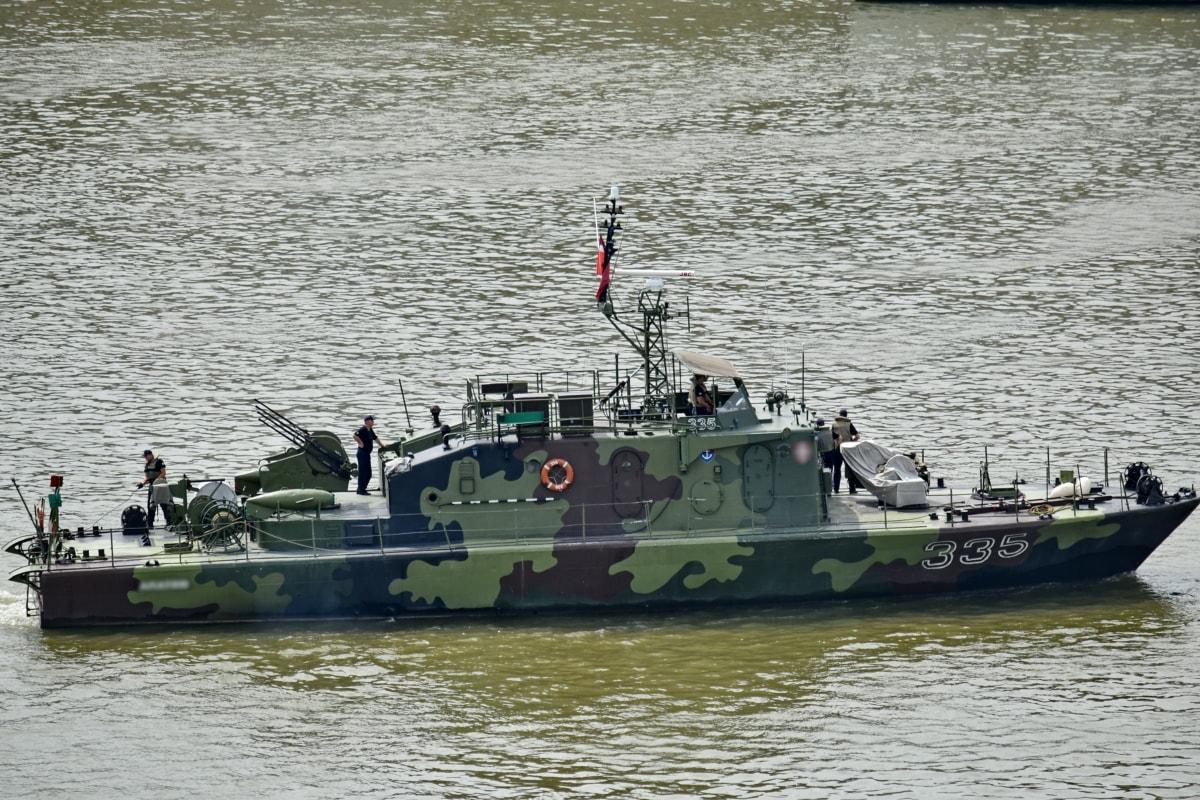 Fregatt, militære, Patruljebåt, skipet, soldat, vann, vannjet, sjøen, marinen, båt