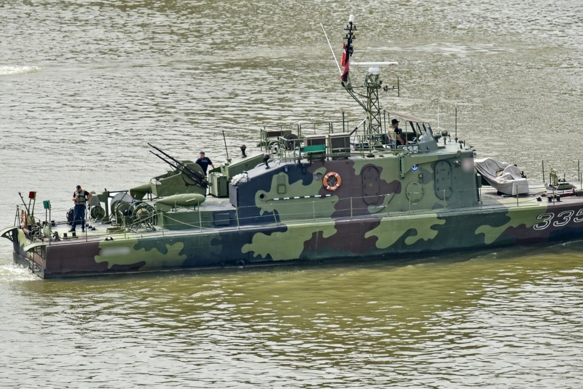 vojni brod, kamuflaža, Flota, fregata, oružje, patrolni čamac, ratna mornarica, tegljač, brod, vojne