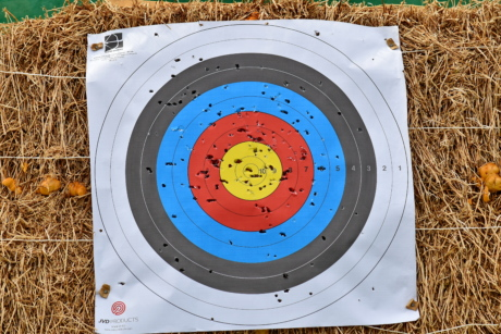 achievement, archery, colorful, target, round, leisure, game, precision, sport, participate