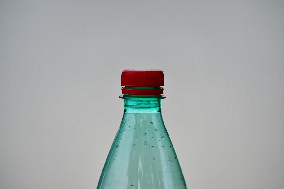 nápoj, balená voda, minerálne, voda, nápoj, fľaša, kontajner, chladný, zátišie, Recyklácia
