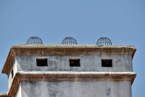 chimney, old, architecture, building, roof, ancient, outdoors, abandoned, city, antique