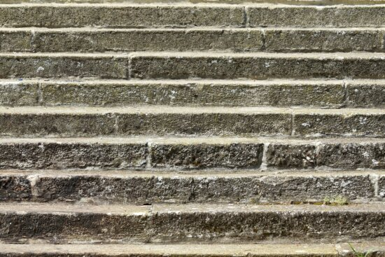 stairs, pattern, surface, old, stone, texture, wall, cement, rough, background