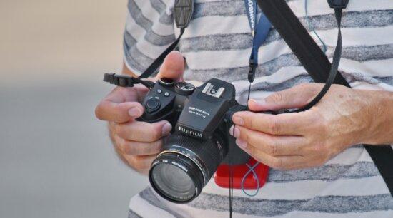 Kamera, Fotograf, Zoom, Ausrüstung, Objektiv, Elektronik, Technologie, im freien, Menschen, Freizeit