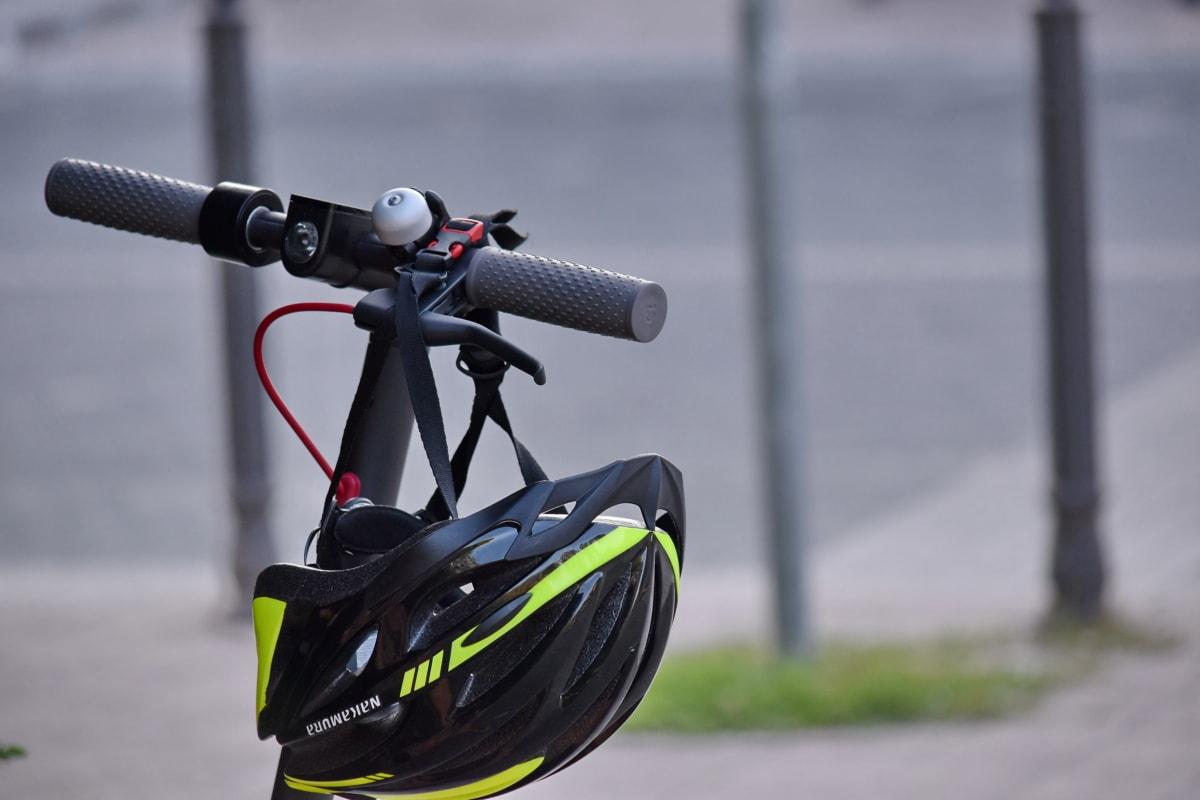 prilba, hračka, preprava, mechanizmus, vonku, rozostrenie, Šport, bezpečnosť, pouličné, Rekreácia