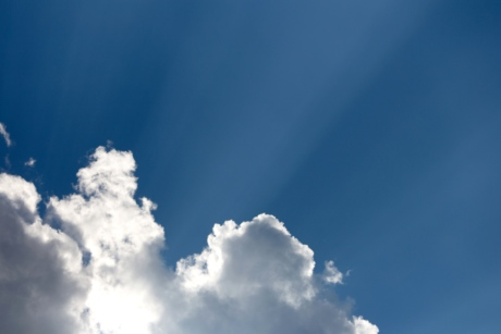 blue sky, clouds, meteorology, ozone, sunrays, sunshine, wind, cloud, air, climate