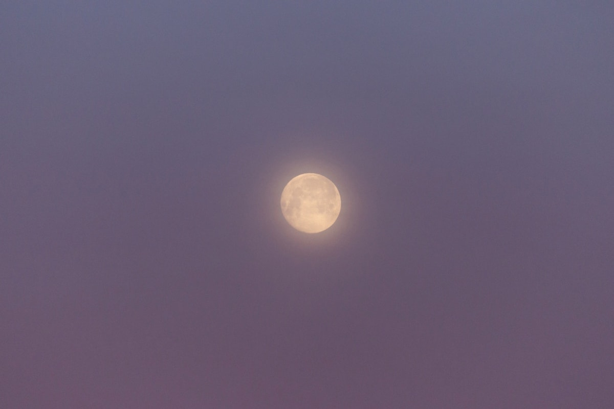 foggy, full moon, moonlight, moon, abstract, sun, color, sunset, light, eclipse