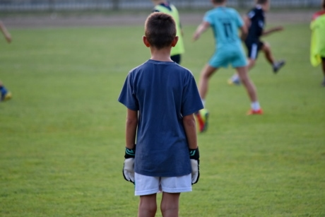 championship, children, competition, football player, soccer, child, ball, grass, player, athlete