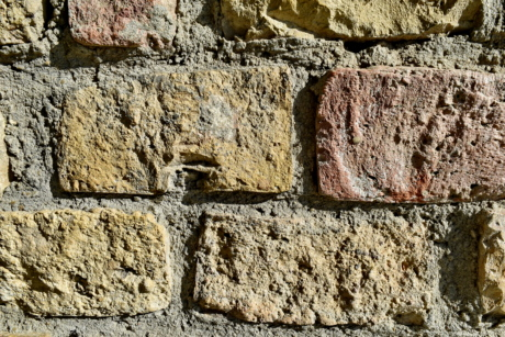 bricks, wall, old, cement, stone, rough, brick, architecture, dirty, texture
