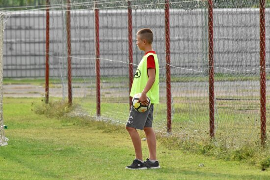 boy, football player, sport, grass, equipment, competition, exercise, soccer, outdoors, recreation