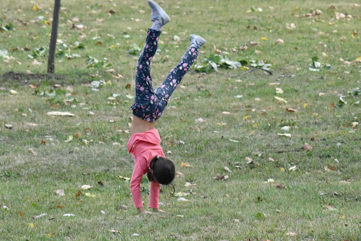 jumping, physical activity, pretty girl, school child, active, beautiful, child, childhood, children, daylight
