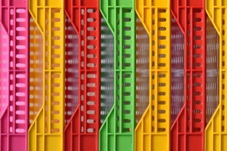 basket, colorful, material, plastic, business, rack, equipment, design, color, number